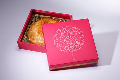 麻糬餅(囍 . 盒餅)