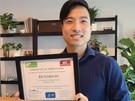 Richard So Receives CDC/Hep B United Hep B Champion Award