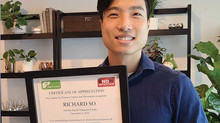 Richard So Receives CDC/Hep B United Hep B Champion Award