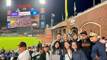 SF Hep B Free Partnered with the Giants and their Chinese Heritage Night for Hepatitis B Awareness