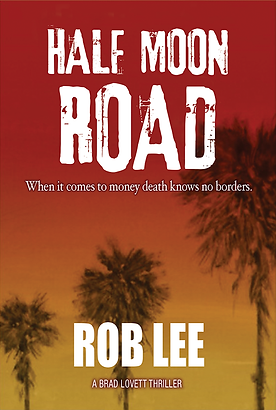 Half Moon Road by Rob Lee Creator of Fireman Sam
