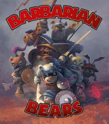 Barbarian Bears