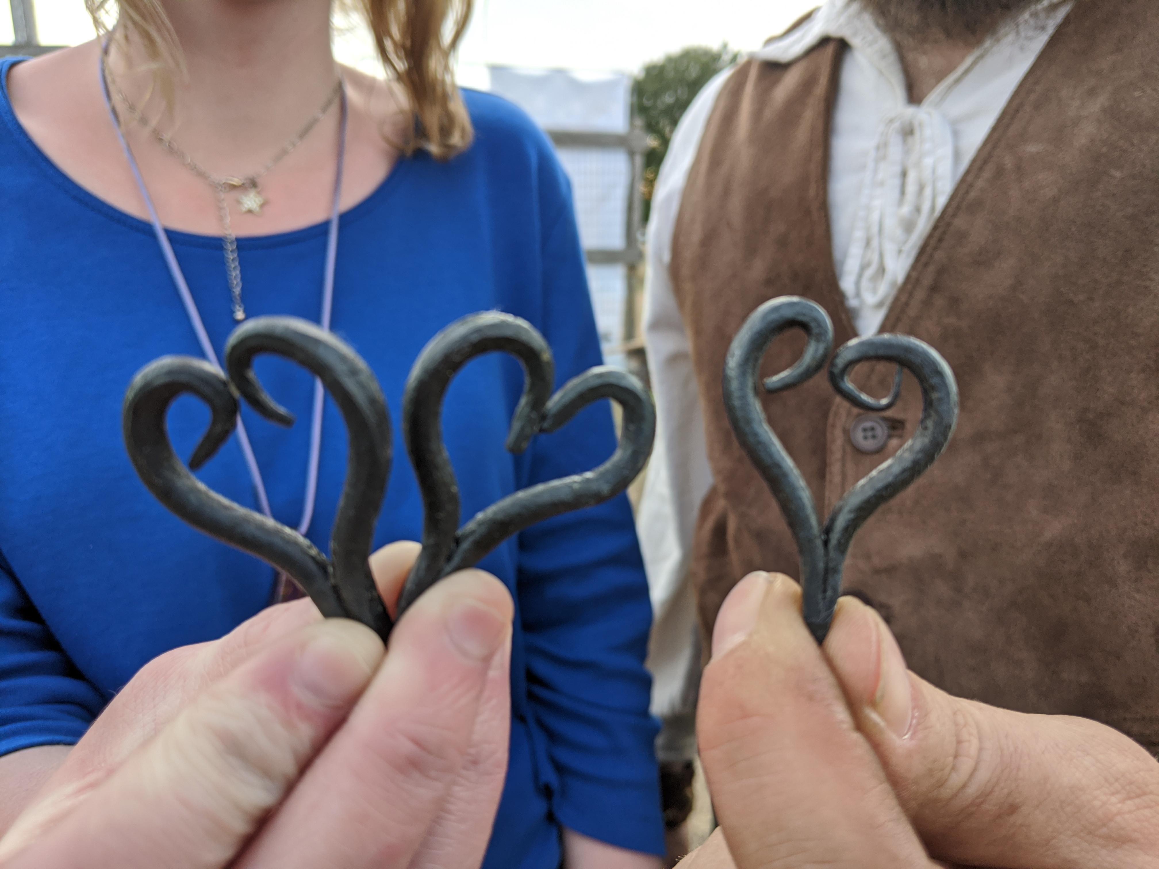 Special Valentine's Class- Heart Pendant