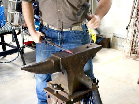 What is Blacksmithing?