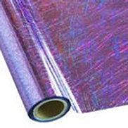 Confetti Pink Textile Foil