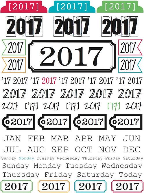 Year of Memories 2017