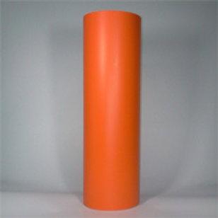 5 Yard Roll - Light Orange Gloss Vinyl