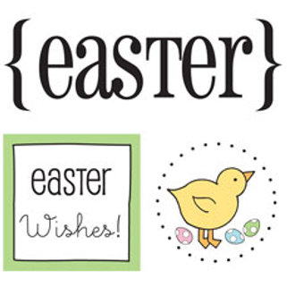 52029 Easter Quick Card