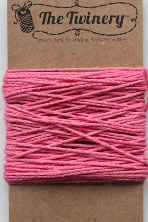 Strawberry Solid Twine, Packaged