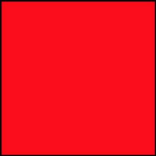 Stretch Heat Transfer Bright Red
