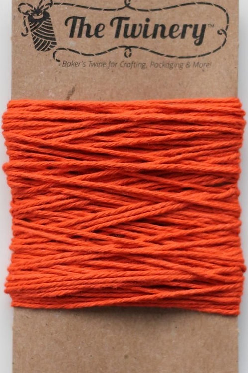 Mandarin Solid Twine, Packaged