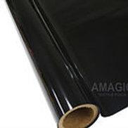 Jet Black Textile Foil