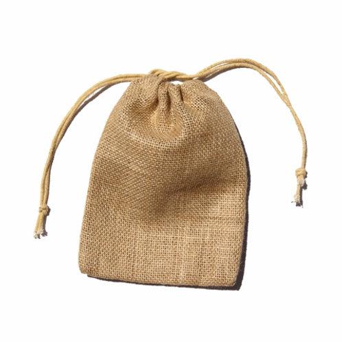Burlap Bag Large