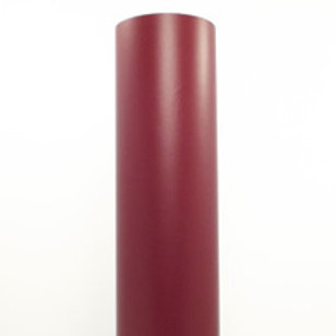 10 Yard Roll - Burgandy Oracal Matte Vinyl
