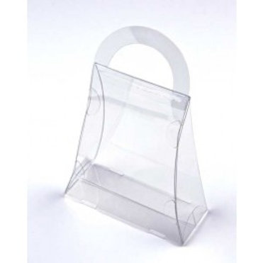 16-67004 Medium Purse Clear Packaged