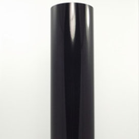 5 Yard Roll Black Oracal Gloss 751 Vinyl - Dishwasher Safe!