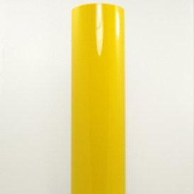 5 Yard Roll - Yellow Oracal Gloss Vinyl