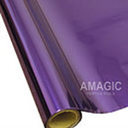 Midnight Purple Textile Foil