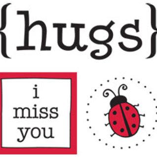 52011 Hugs Quick Card