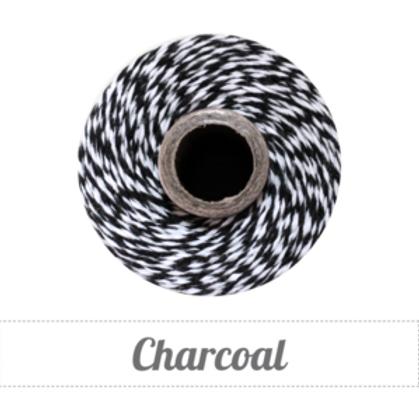 Charcoal Twinery Twine