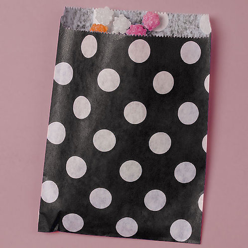 Black Dot Bags