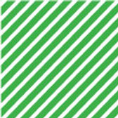 Patterned Vinyl - Green Stripes - 10 sheets