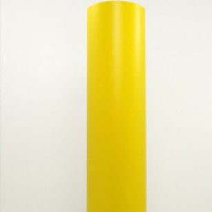5 Yard Roll -  Light Yellow Oracal Gloss Vinyl