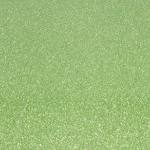 SRM-202 Light Green Glitter Heat Transfer