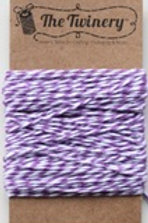 Lilac Twinery Twine, Packaged