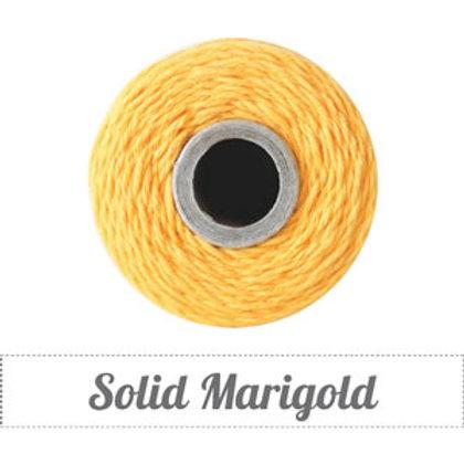 Solid Marigold Twine