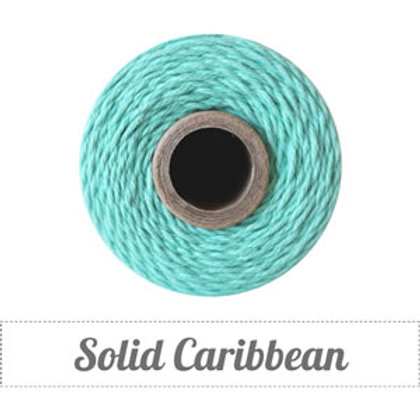 Solid Caribbean Twine