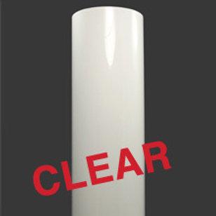 5 Yard Roll - Clear Gloss Matte Vinyl