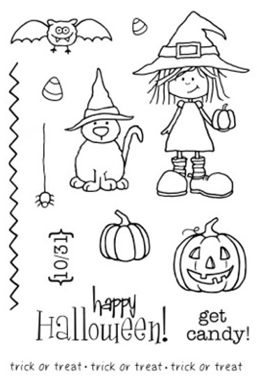 Get Candy - Jane's Doodles Stamp