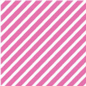 Patterned Vinyl - Bright Pink Stripes - 10 sheets