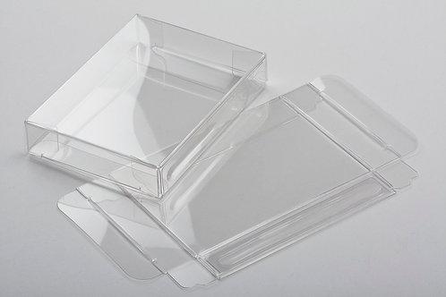 67022 A7 Card Box Clear Bulk