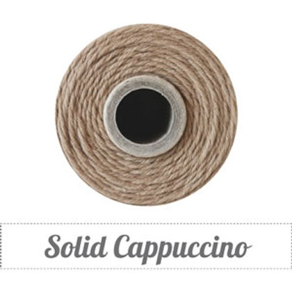 Solid Cappuccino Twine
