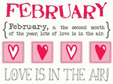 Monthly Memories - February
