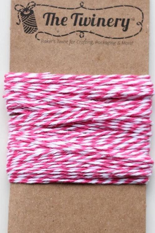 Pink Sorbet Twine, Packaged