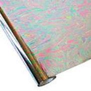 Oil Slick Textile Foil