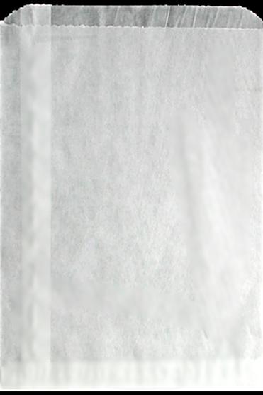 """16-65004 Glassine Bag 4 3/4"""" x  6 3/4"""" Packaged"""