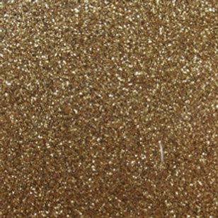 SRM-216 Old Gold Glitter Heat Transfer