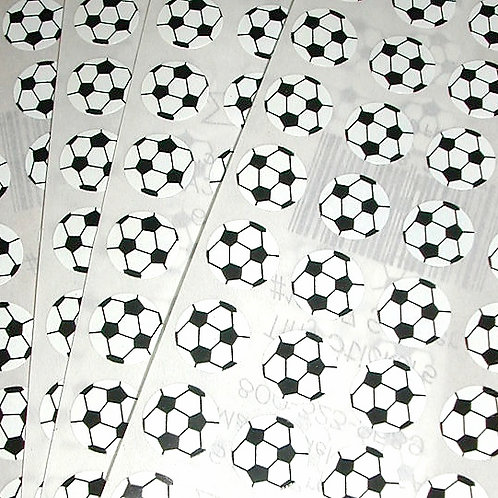Tiny Sticker - Soccer Balls