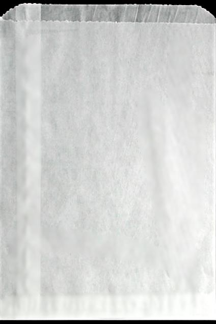 "65005 Glassine Bag 5 3/4"" x  7 3/4"" Bulk"