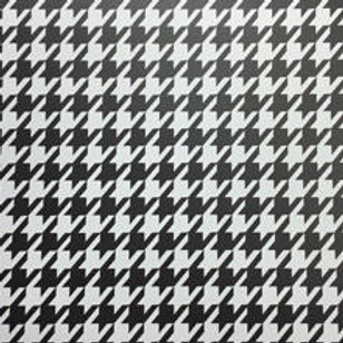 651-79099 Houndstooth Permanent Gloss