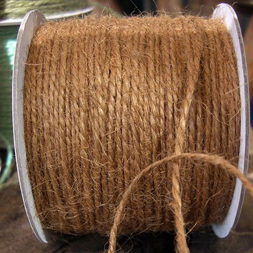 Jute Twine - Light Brown