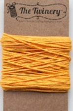Stone Marigold Twine, Packaged
