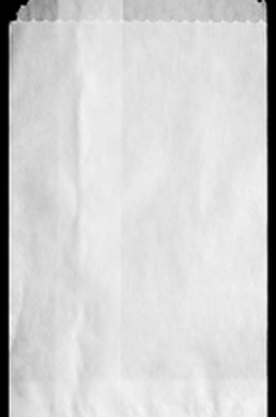 "65004 Glassine Bag 4 3/4"" x  6 3/4"" Bulk"