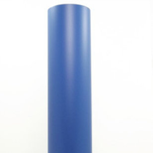 5 Yard Roll - Gentian Blue Gloss Vinyl