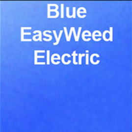 Easy Weed Blue Electric Heat Transfer