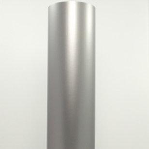 10 Yard Roll -  Silver Metallic Oracal Matte Vinyl